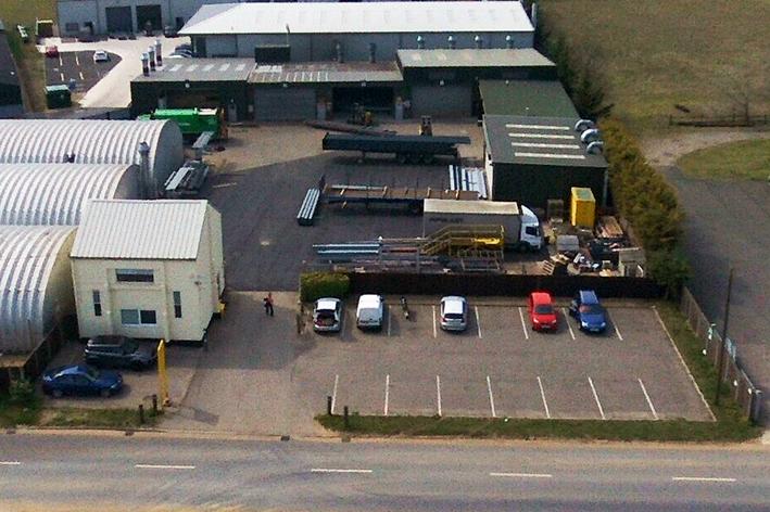 RipBlast Aerial View